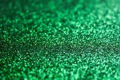 Πράσινο υπόβαθρο Χριστουγέννων στοκ φωτογραφίες με δικαίωμα ελεύθερης χρήσης