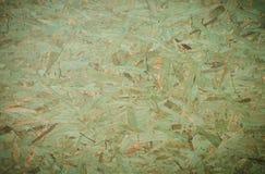 Πράσινο υπόβαθρο OSB (προσανατολισμένος πίνακας σκελών) στοκ εικόνα με δικαίωμα ελεύθερης χρήσης