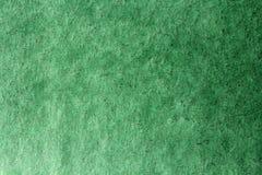 Πράσινο υπόβαθρο watercolor κλίσης στενό έγγραφο ανασκόπησης που αυξάνεται Backgrou Στοκ Εικόνες