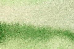 Πράσινο υπόβαθρο watercolor κλίσης στενό έγγραφο ανασκόπησης που αυξάνεται Backgrou Στοκ φωτογραφία με δικαίωμα ελεύθερης χρήσης