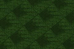 Πράσινο υλικό Στοκ Εικόνα