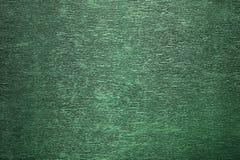 Πράσινο φύλλο αλουμινίου με τη λεπτή σύσταση Στοκ Φωτογραφίες