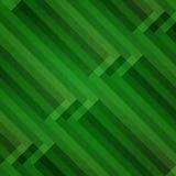 Πράσινο χαρτοκιβώτιο Στοκ Εικόνα