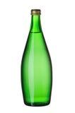 πράσινο ύδωρ μπουκαλιών Στοκ εικόνα με δικαίωμα ελεύθερης χρήσης