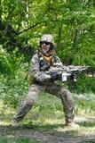 Πράσινο Beret αμερικάνικου στρατού Στοκ Εικόνες