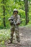 Πράσινο Beret αμερικάνικου στρατού Στοκ εικόνες με δικαίωμα ελεύθερης χρήσης