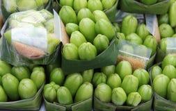 Πράσινο Bilimbi Στοκ Εικόνες