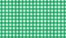 Πράσινο Gingham άνευ ραφής σχέδιο Σύσταση από το ρόμβο/τετράγωνα για στοκ εικόνες με δικαίωμα ελεύθερης χρήσης