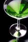 πράσινο martini Στοκ φωτογραφία με δικαίωμα ελεύθερης χρήσης