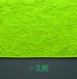 πράσινο slime Στοκ φωτογραφία με δικαίωμα ελεύθερης χρήσης