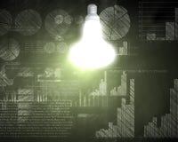 πράσο επιχειρησιακών επιχειρηματιών 'brainstorming' ανασκόπησης που φαίνεται συλλογισμός ψηλός σκεπτόμενος επάνω το λευκό απεικόν Στοκ Εικόνες