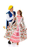πρίγκηπας αποκριών cinderella Στοκ Φωτογραφίες
