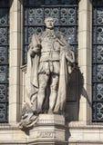 Πρίγκηπας Αλβέρτος Sculpture στη Βικτώρια & Αλβέρτος Museum Στοκ Φωτογραφία