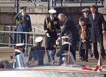 πρίγκηπας της Δανίας Henrik συ&zet Στοκ φωτογραφία με δικαίωμα ελεύθερης χρήσης