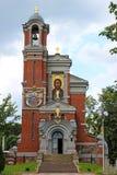Πρίγκηπες svyatopolk-Mirsky εκκλησία-τάφων Στοκ εικόνες με δικαίωμα ελεύθερης χρήσης