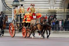 Πρίγκιπας Κάρολος και Camilla Στοκ φωτογραφίες με δικαίωμα ελεύθερης χρήσης