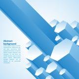 Πρίσμα Cristal Διανυσματική απεικόνιση για την επιχειρησιακή παρουσίασή σας Στοκ Εικόνες