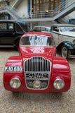 ΠΡΑΓΑ, ΔΗΜΟΚΡΑΤΊΑ ΤΗΣ ΤΣΕΧΊΑΣ - ΤΟ ΜΆΙΟ ΤΟΥ 2017: Αυτοκίνητο Ιάβα 750 έτος του 1934, σε εθνικό Στοκ Εικόνες