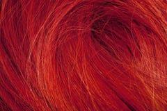 Πραγματικά ανθρώπινα μαλλιά Στοκ φωτογραφία με δικαίωμα ελεύθερης χρήσης