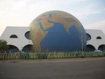 Πραγματική γίνοντη glob συμπαθητική κατάπληξη glob φωτογραφιών Glob glob στοκ φωτογραφίες