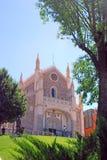Πραγματική εκκλησία EL nimo SAN Jerà ³ στη Μαδρίτη, Ισπανία Στοκ Φωτογραφία