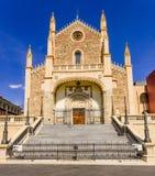 Πραγματική εκκλησία SAN Jeronimo στοκ εικόνα με δικαίωμα ελεύθερης χρήσης