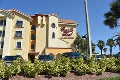 Πραγματικό ξενοδοχείο του ST Augustine ξενοδοχείων Castillo, Φλώριδα στοκ εικόνες