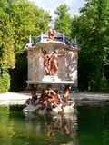 Πραγματικό de Λα Granja, Segovia Palacio (Ισπανία) Στοκ Φωτογραφίες