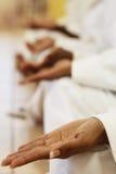 πρακτική zen Στοκ εικόνα με δικαίωμα ελεύθερης χρήσης