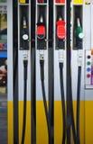 Πρατήριο βενζίνης Στοκ Εικόνες