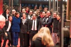 ` Πρεμιέρα μουσείων ` κατά τη διάρκεια του 68ου φεστιβάλ Berlinale Στοκ Εικόνα
