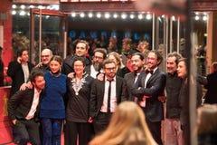 Πρεμιέρα του μουσείου ` κινηματογράφων ` κατά τη διάρκεια Berlinale 2018 Στοκ Φωτογραφία