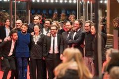 Πρεμιέρα του μουσείου ` κινηματογράφων ` κατά τη διάρκεια Berlinale 2018 Στοκ φωτογραφία με δικαίωμα ελεύθερης χρήσης