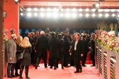 Πρεμιέρα του μουσείου ` κινηματογράφων ` κατά τη διάρκεια Berlinale 2018 Στοκ Φωτογραφίες