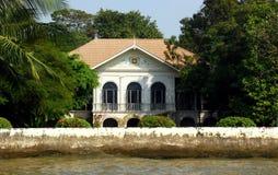 πρεσβεία πορτογαλική Ταϊλάνδη της Μπανγκόκ Στοκ Φωτογραφία