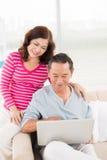 Σύγχρονοι συνταξιούχοι στοκ φωτογραφία με δικαίωμα ελεύθερης χρήσης