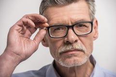 πρεσβύτερος ατόμων Στοκ εικόνα με δικαίωμα ελεύθερης χρήσης