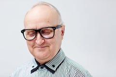 πρεσβύτερος ατόμων Στοκ φωτογραφία με δικαίωμα ελεύθερης χρήσης