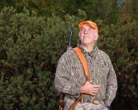 πρεσβύτερος κυνηγών Στοκ εικόνα με δικαίωμα ελεύθερης χρήσης