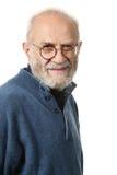 πρεσβύτερος πορτρέτου α& Στοκ εικόνα με δικαίωμα ελεύθερης χρήσης