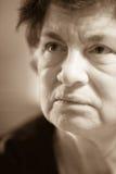 πρεσβύτερος πορτρέτου Στοκ εικόνες με δικαίωμα ελεύθερης χρήσης