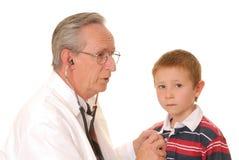 πρεσβύτερος 12 γιατρών Στοκ Φωτογραφίες