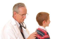 πρεσβύτερος 13 γιατρών Στοκ φωτογραφία με δικαίωμα ελεύθερης χρήσης