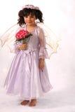 πριγκήπισσα αγγέλου Στοκ φωτογραφία με δικαίωμα ελεύθερης χρήσης