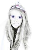 πριγκήπισσα πάγου Στοκ εικόνα με δικαίωμα ελεύθερης χρήσης