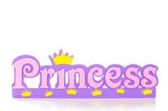 πριγκήπισσα πλαισίων Στοκ εικόνες με δικαίωμα ελεύθερης χρήσης