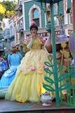 Πριγκήπισσα της Disney - Belle Στοκ φωτογραφίες με δικαίωμα ελεύθερης χρήσης
