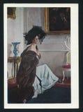 Πριγκήπισσα Όλγα Orlova Serov Στοκ Εικόνα