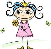 πριγκήπισσα απεικόνιση αποθεμάτων