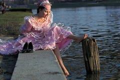 πριγκήπισσα Στοκ φωτογραφία με δικαίωμα ελεύθερης χρήσης